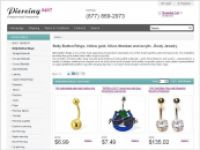 Copywriting for a body jewelry online shop