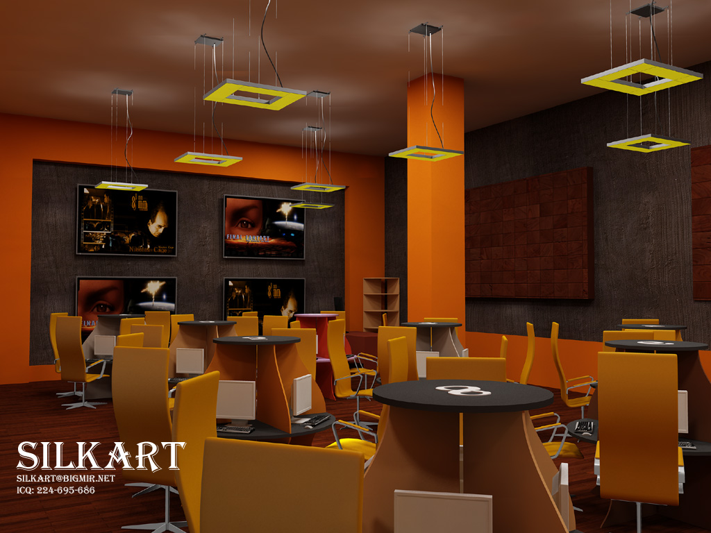Дипломный проект Дизайн кинотеатра г Москва интернет кафе  Дипломный проект Дизайн кинотеатра г Москва интернет кафе