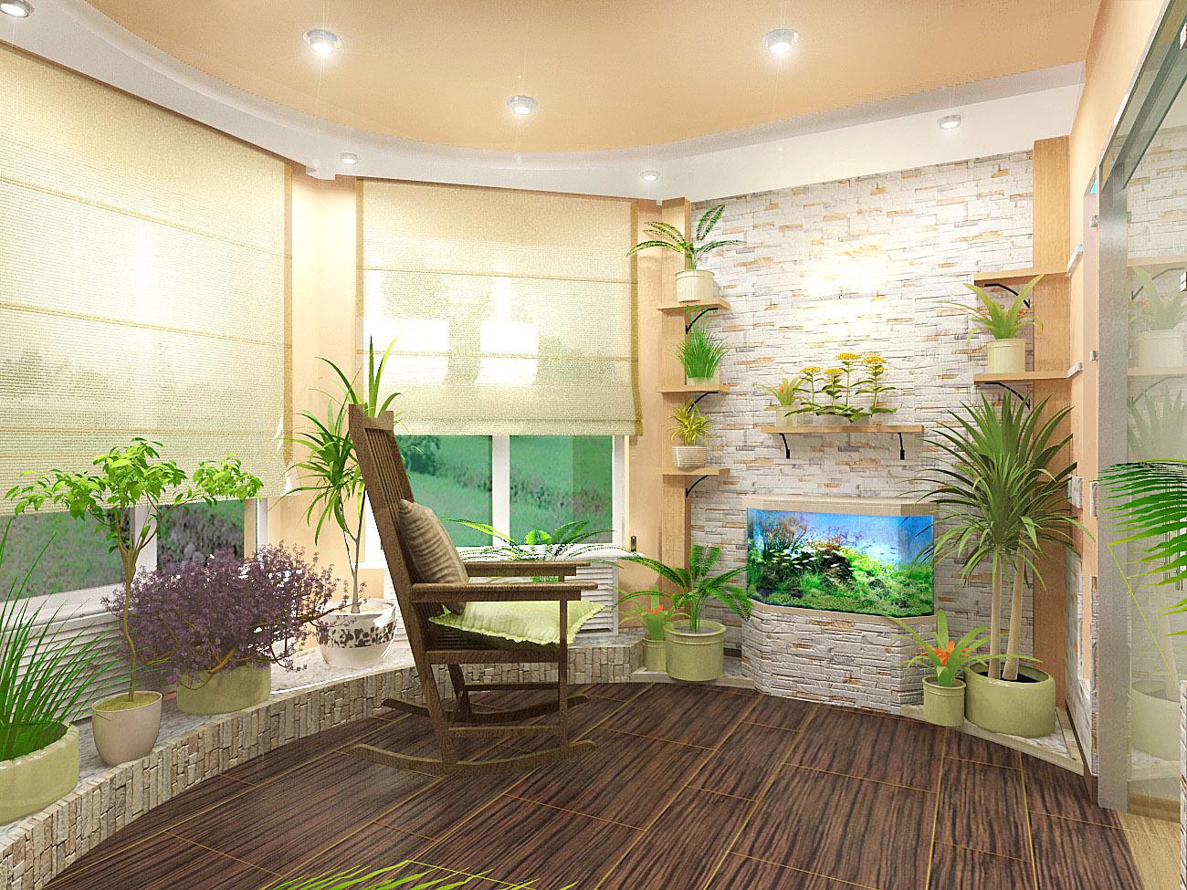 Новость:: Зимние сады в доме или квартире :: WAP.AZBLOK.net - Будьте с нами везде и всегда!