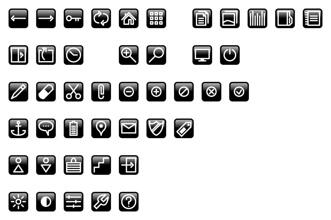 пиктограммы картинки: