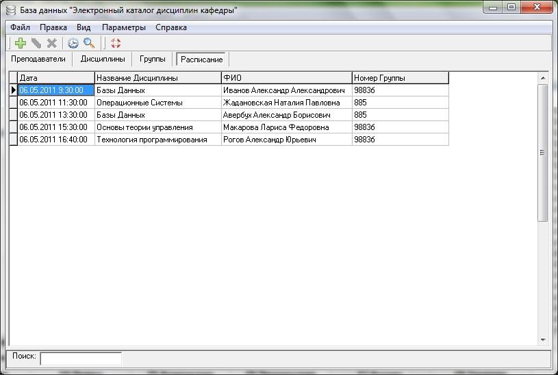 Курсовой проект по дисциплине Базы данных Фрилансер Алексей  Курсовой проект по дисциплине Базы данных