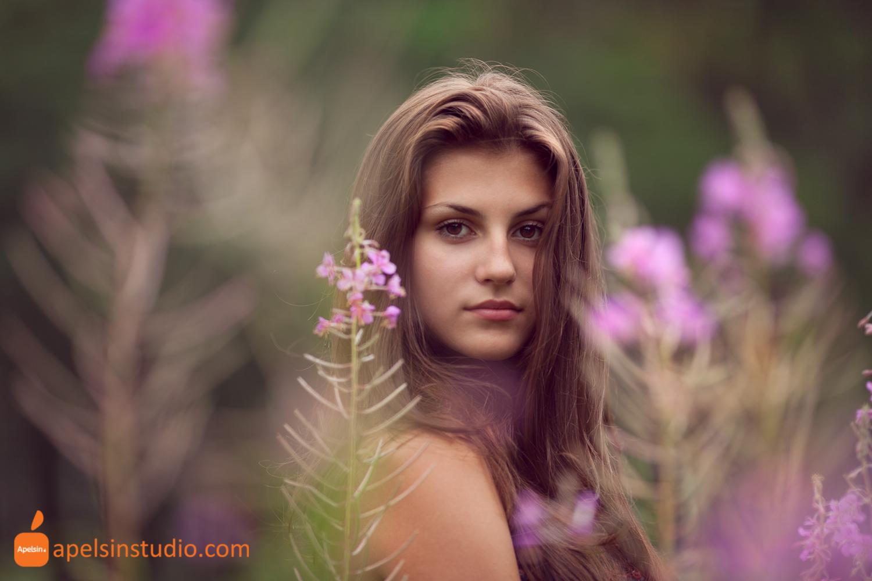 Интересные идеи фото портрет