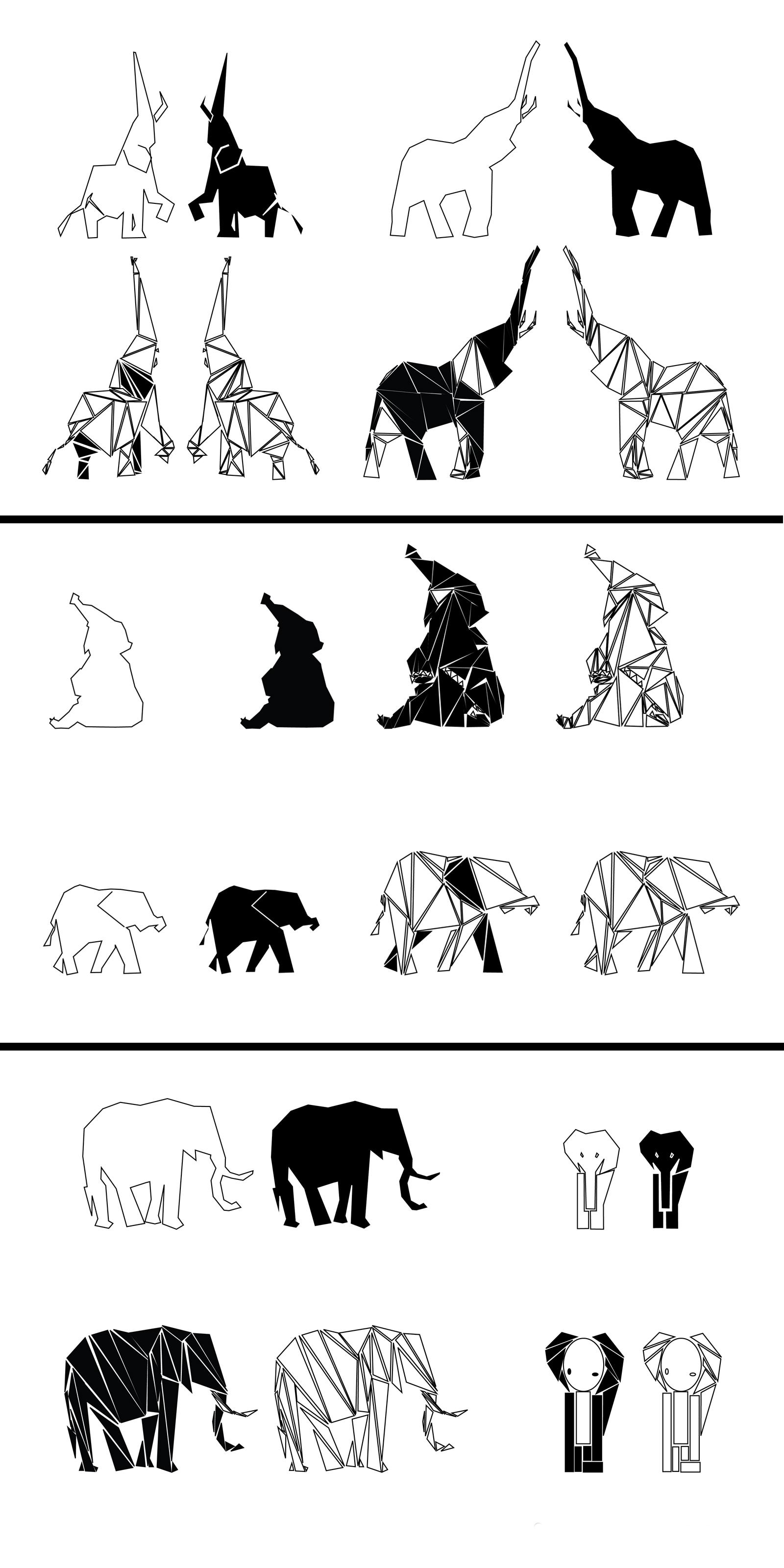 Фото стилизации животных 2