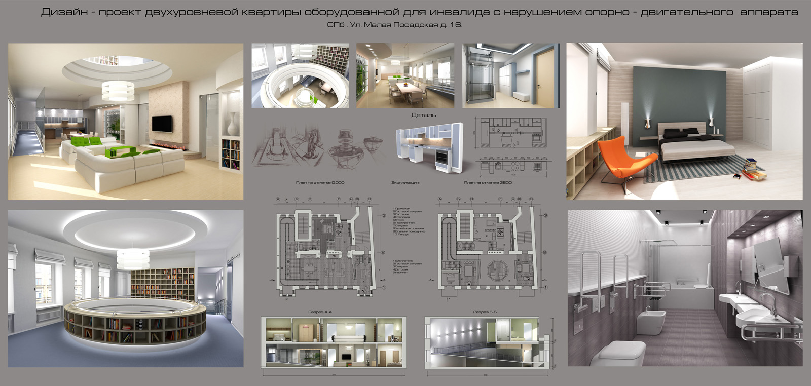 Дизайн проект заказать в спб
