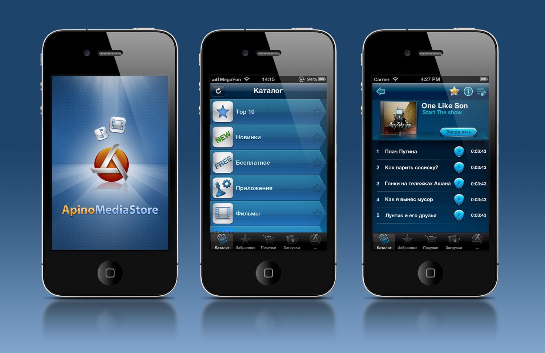 Лучшие дизайны iphone