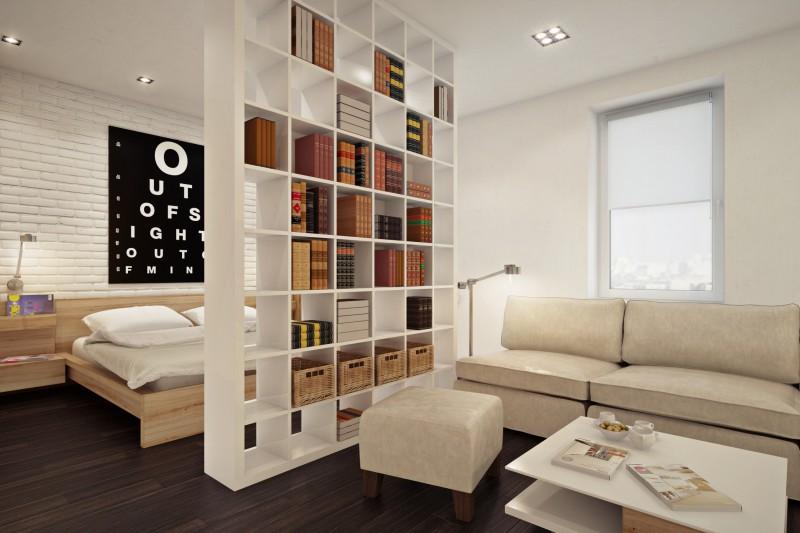 Дизайн пространства комнаты