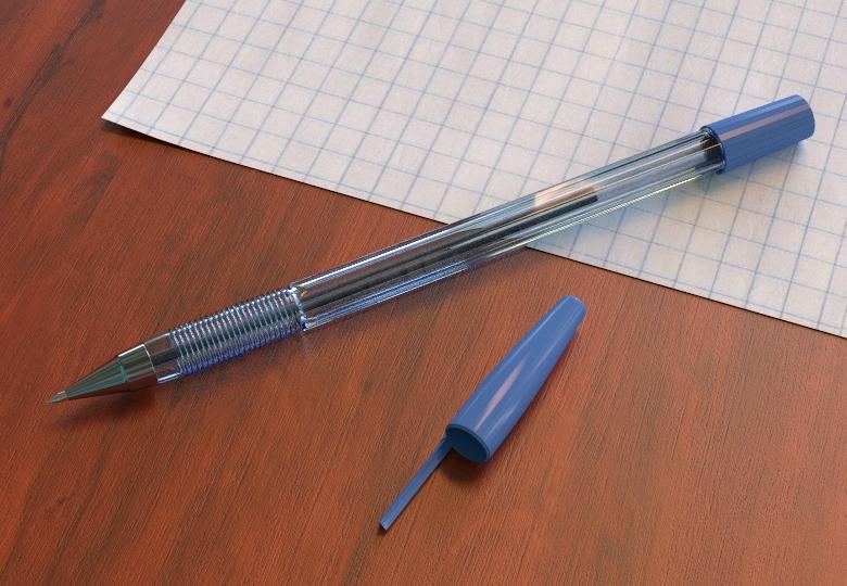 Как сделать из обычной ручки оригинальную