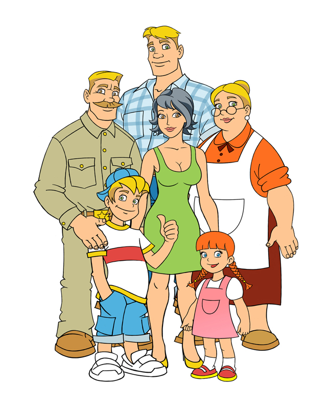 Картинка профессии мамы и папы