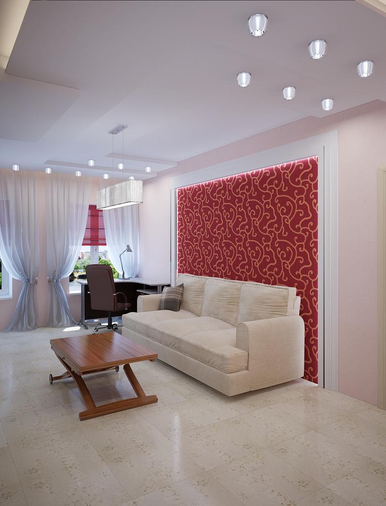 Дизайн квартиры с пробковым полом