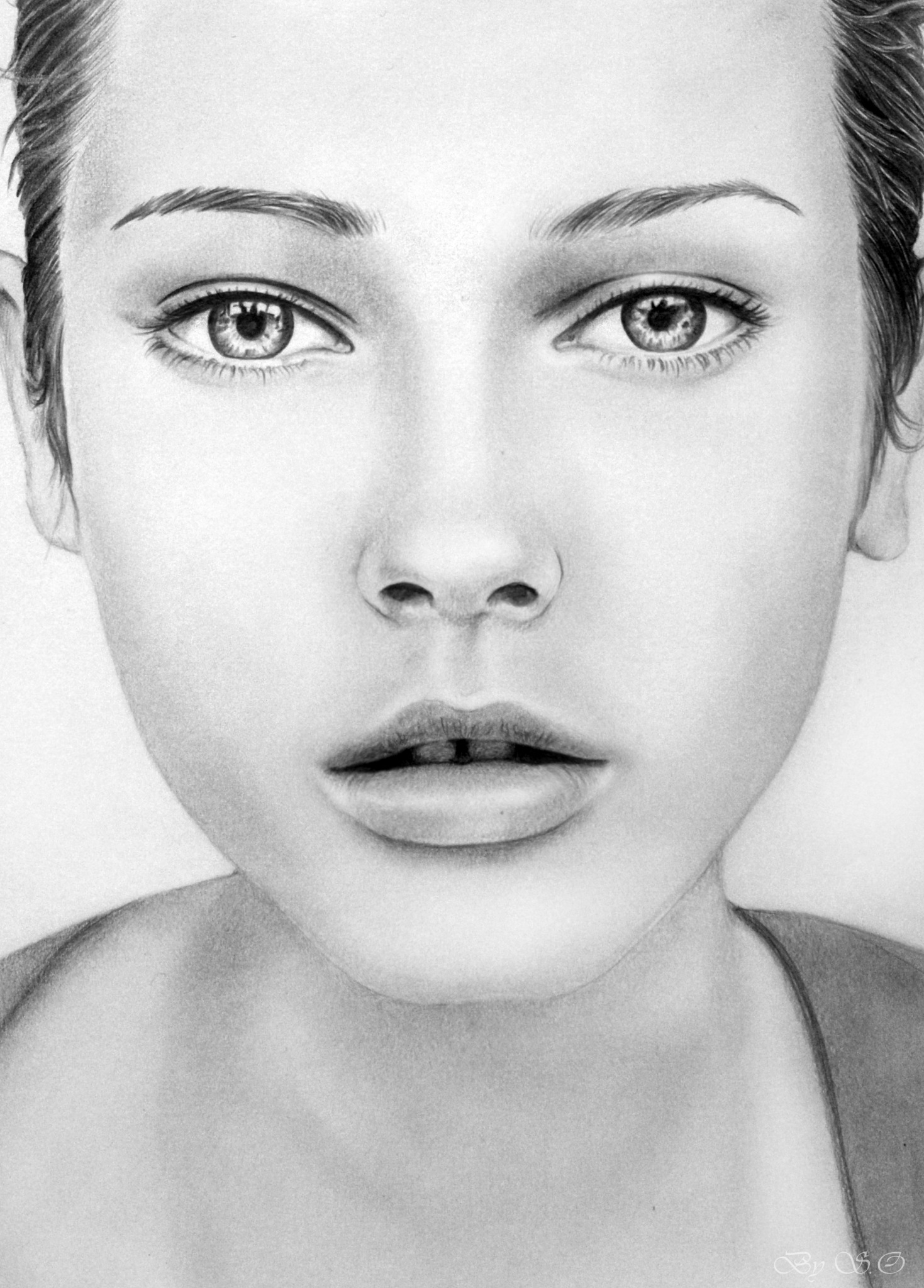 портрет карандашом (1469x2048) нажмите для ...: https://freelance.ru/Nevermind1392?work=1326996