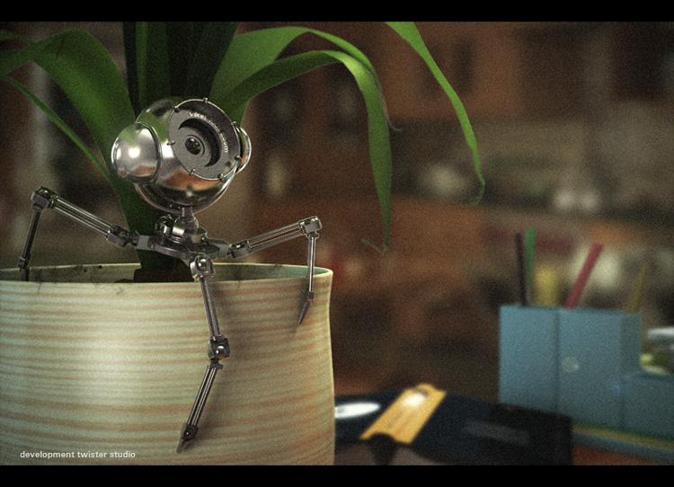 Роботы шпионы сделать своими руками