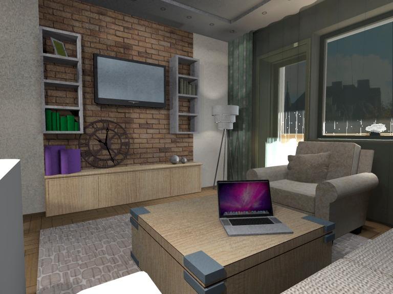 Квартира студия 28 кв дизайн