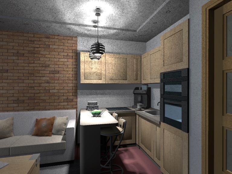 Квартира студия 15 кв м дизайн фото