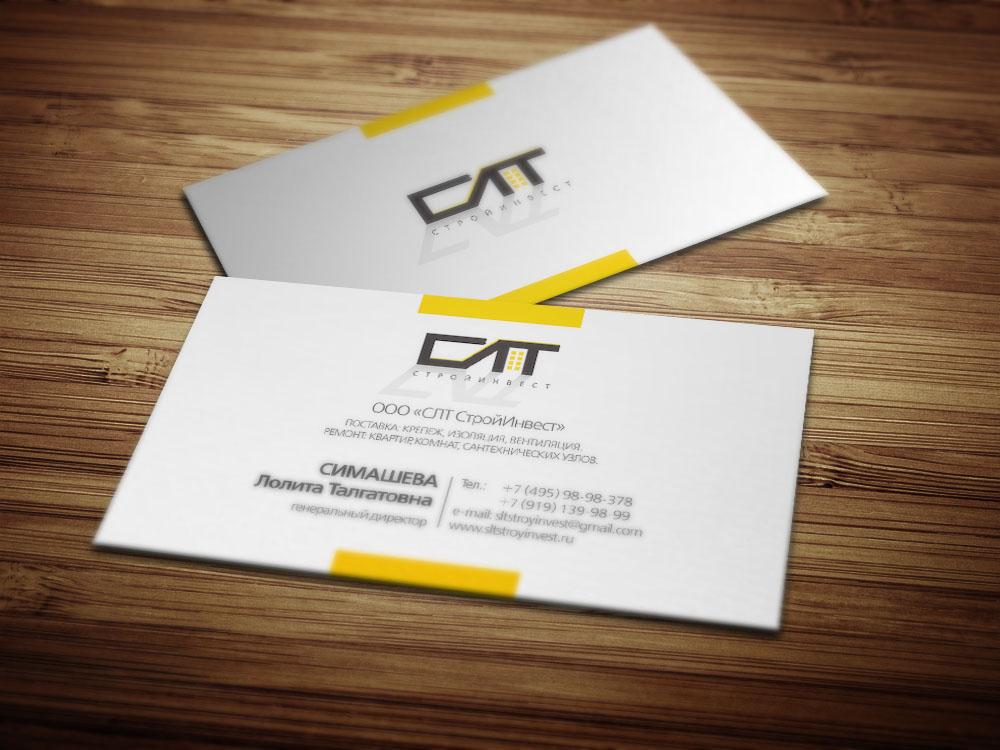 Дизайн визиток фото