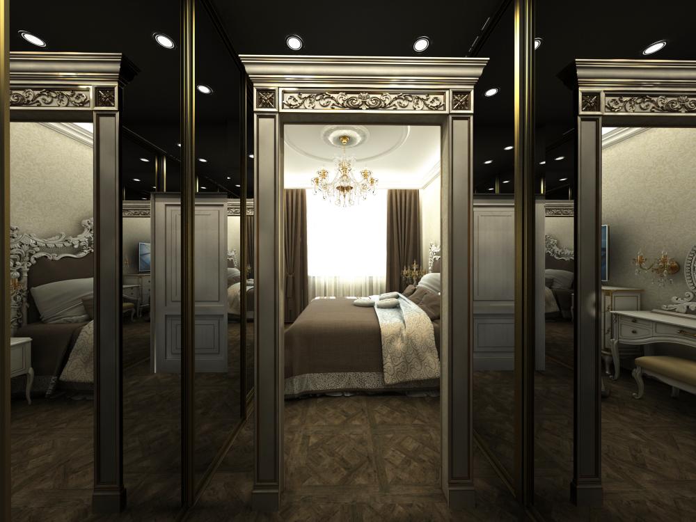 Дизайн дома в Подмосковье, 480 квм
