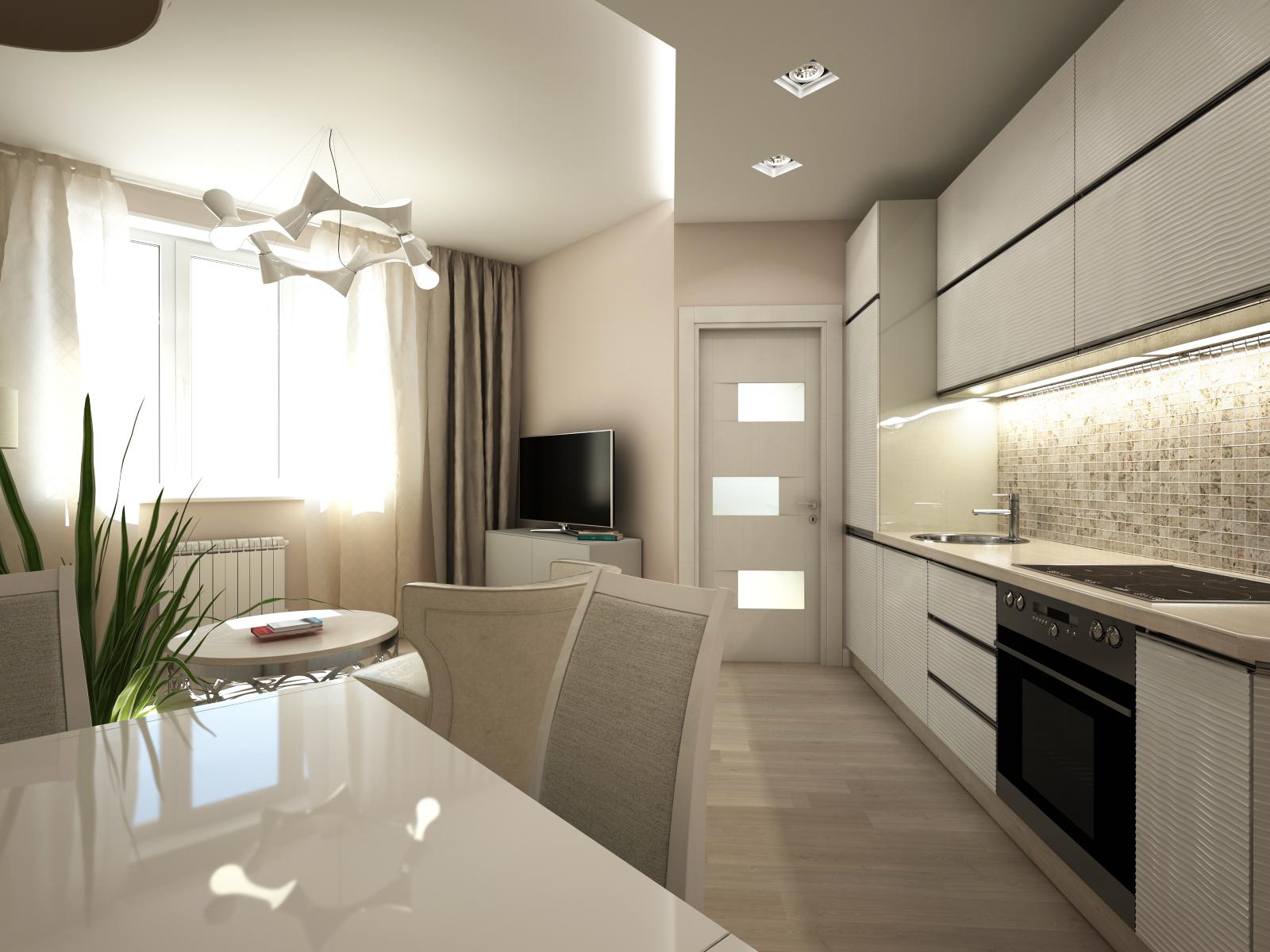 Фото кухни в современном интерьере