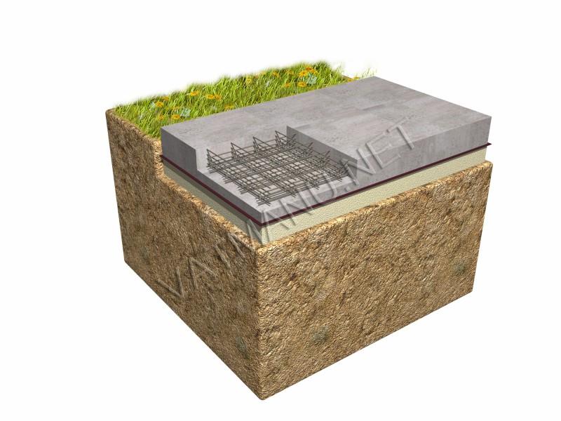 какой фундамент нужно ставить под дом ежели основание глина