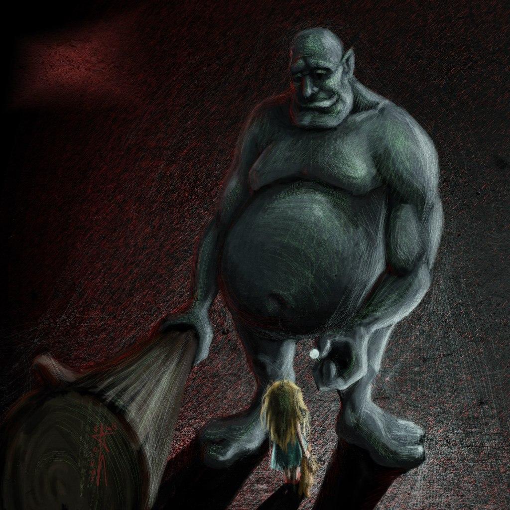 Cartoonbigdick troll smut scenes