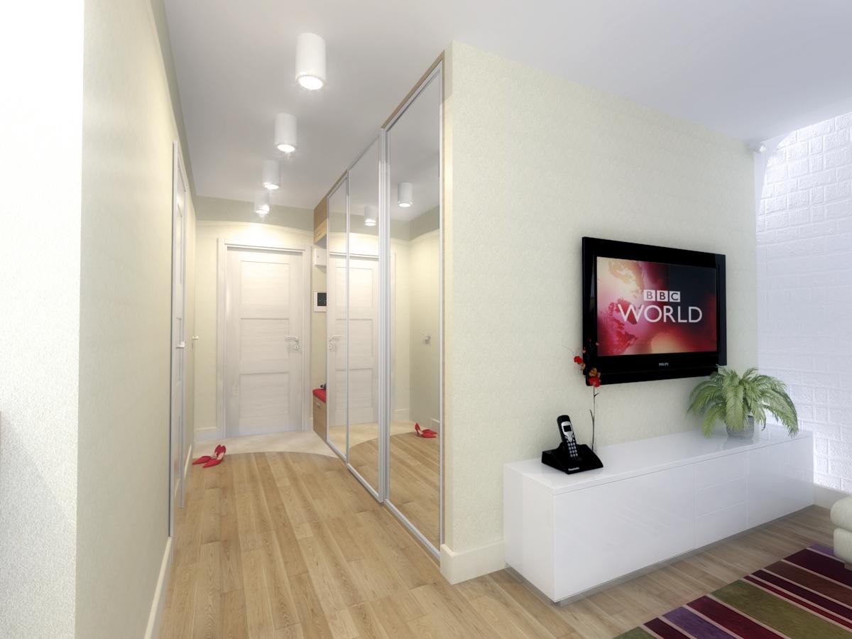 Дизайн однокомнатных квартир 41 квм