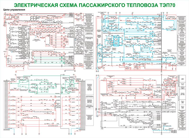 тепловоза ТЭП70 800 x 584
