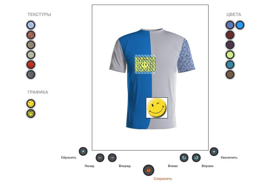 Конструктор Одежды Онлайн