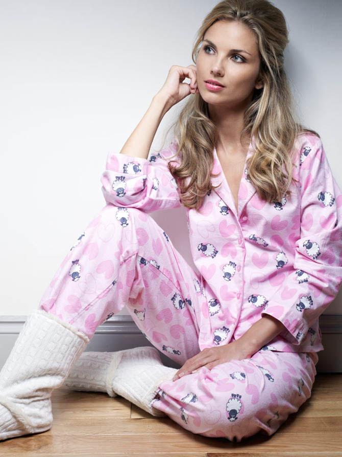 Женская домашняя одежда и одежда для сна в интернет-магазине QUELLE - пижам b96f4d11874