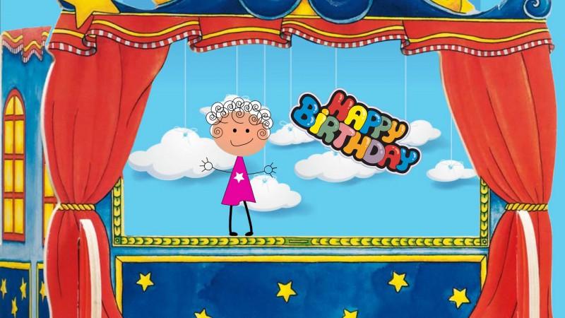 Поздравления с днем рождения режиссера театра