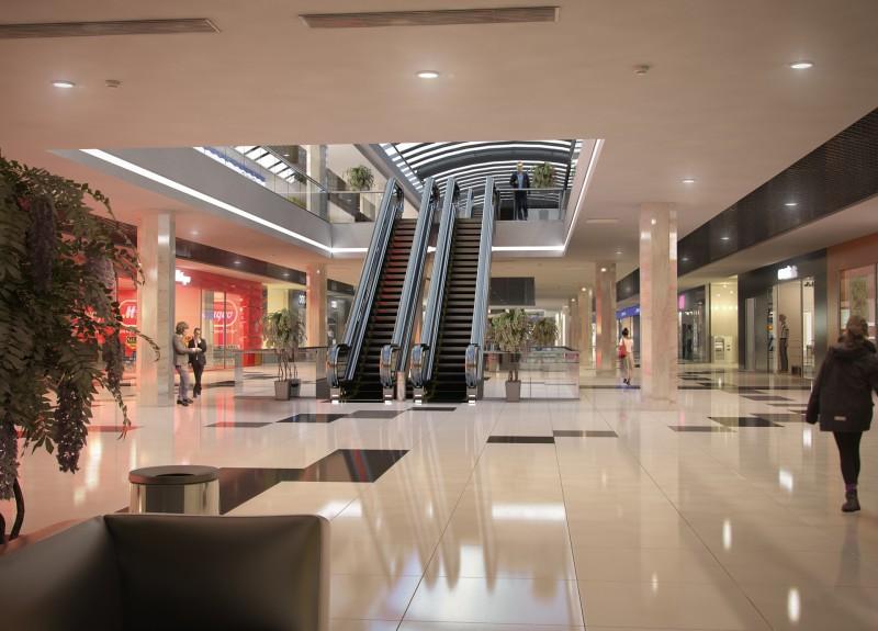 Торговый центр интерьера в москве