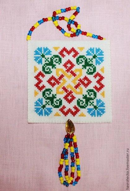 Вышивка квадрат сварога 13