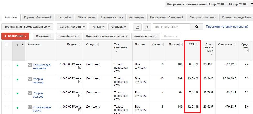 Клининговая компания ГЛОБАЛ КЛИНИНГ СЕРВИС