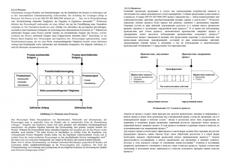 Перевод диссертации на тему контроллинга процессы de > rus  Перевод диссертации на тему контроллинга процессы de > rus