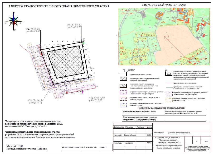 Как сделать ситуационный план на земельный участок 953