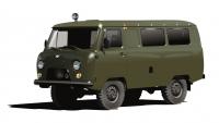 УАЗ 2206.