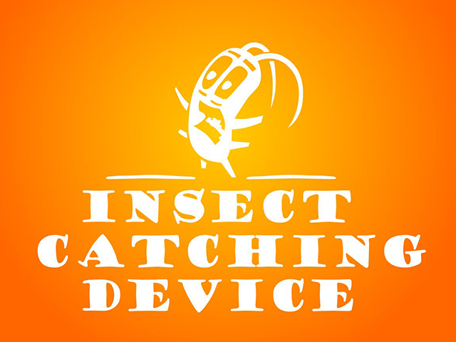 Insect Catching Device