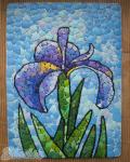 Как сделать мозаика из яичной скорлупы