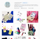 "Продажи в Instagram ""CASE PLACE"""