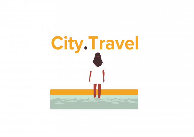 Логотип туристической компании City.Travel