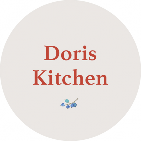 Логотип Doris Kitchen